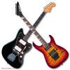 Autres guitares Solid Body