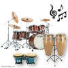 Song Books and School for Drums and Percussion