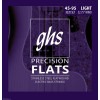 Flatwound Bass Guitar Strings
