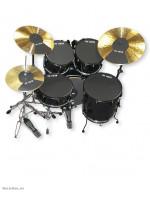 VIC FIRTH MUTEPP3 Drum Mute
