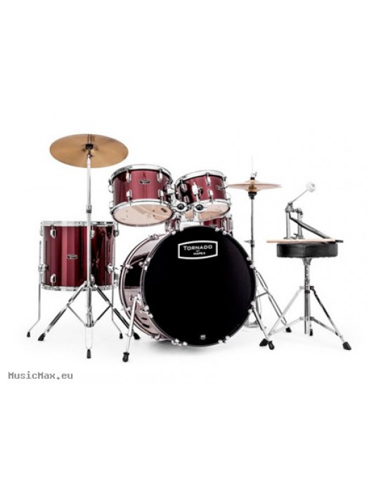 Acoustic Drumkit MAPEX TND5044TCDR