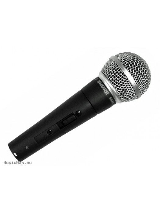 SHURE SM 58 SE VOCAL MICROPHONE WITH SWITCH