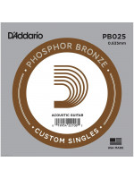 DADDARIO PB025 SINGLE STRING