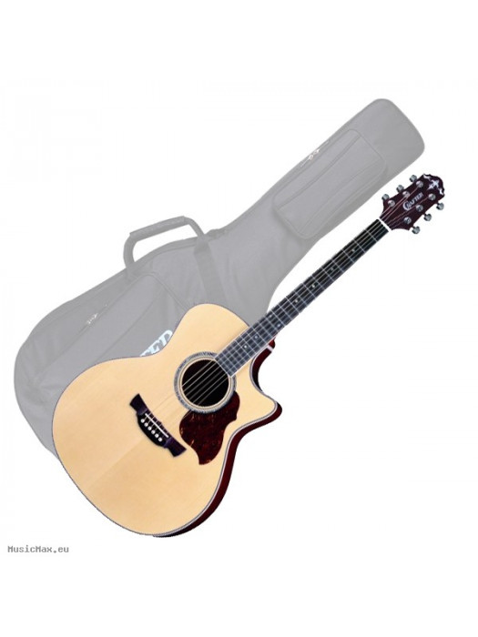 CRAFTER GAE 8/N Electro-Acoustic Guitar with bag