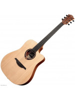 LAG T70DCE TRAMONTANE 70 DREADNOUGHT CUTAWAY ELECTRO ACOUSTIC
