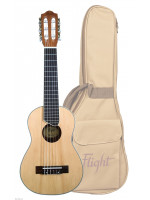 Guitalele FLIGHT GUITARS GUT350 SP/SAP GITARLELE/ NAT