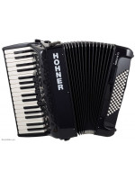 HOHNER AMICA III 72 BLACK ACCORDION