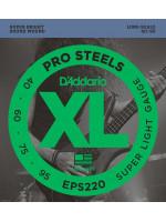 Bass Guitar Strings Daddario EPS220 40-95