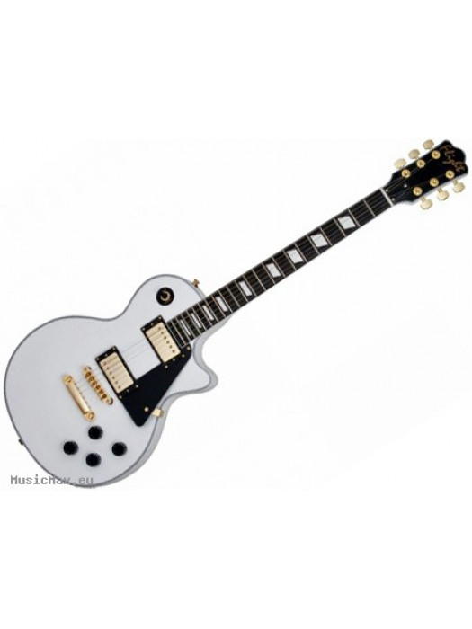 Guitare électrique FLIGHT L300/ WH