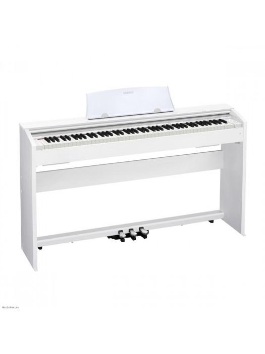 CASIO PX-770WH PRIVIA DIGITAL PIANO WHITE