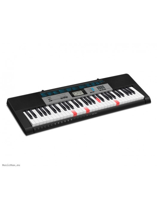CASIO LK136 ELECTRONIC KEYBOARD WITH OUR POWER SUPPLY