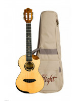 FLIGHT VICTORIA TENOR EQ UKULELE+ BAG