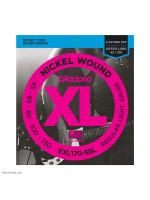 Basszusgitár húrok DADDARIO EXL170-5SL SET BASS XL 45-130 SUPER LONG 5STR/ EXL