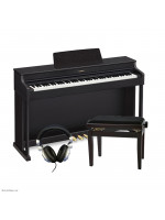 Digital Piano CASIO AP470 BK BUNDLE