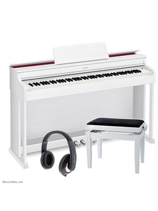 Digital Piano CASIO AP470 WH BUNDLE/ WH