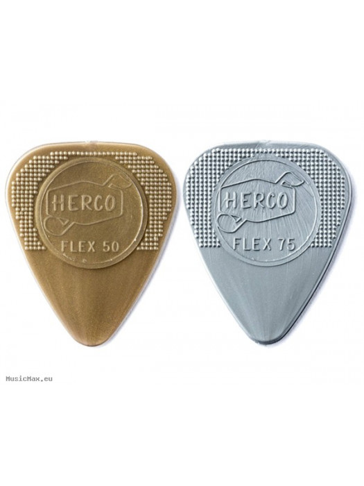 HERCO HE210/211 Flat Nylon Guitar Pick