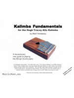 Kalimba Instruction Book HUGH TRACEY Hugh Tracey RLC202 alto kalimba Mark Holdway