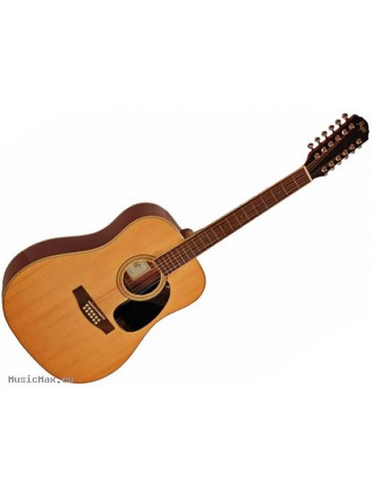 Акустическая Гитара FLIGHT W-12701-12/ NA