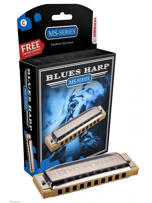 Diatonic Harmonica HOHNER 532/20 BLUES HARP/ G