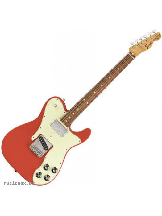 FENDER VINTERA 70S TELE CUSTOM PF FRD EL ELECTRIC GUITAR