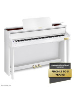 CASIO GP 310WH EL. PIANO CELVIANO Grand Hybrid