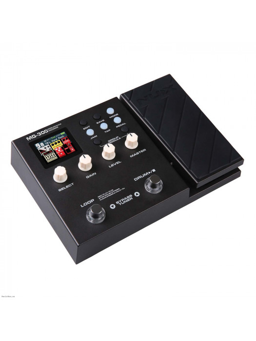 Guitar Multi Effect Processor Nux MG-300