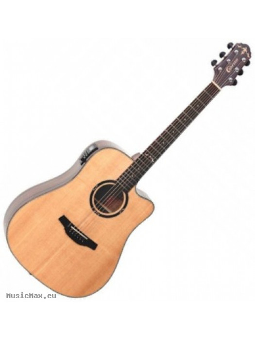 CRAFTER HD800CE/N ELECTRO ACOUSTIC GUITAR
