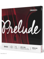 DADDARIO J61012M PRELUDE DUBLE BASS STRINGS 1/2 MEDIUM