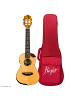 Concert Ukulele With Bag Flight Ukulele Victoria