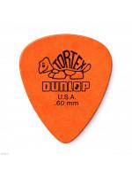 DUNLOP PICKS 418P.60 Tortex Standard (12) Pick Pack