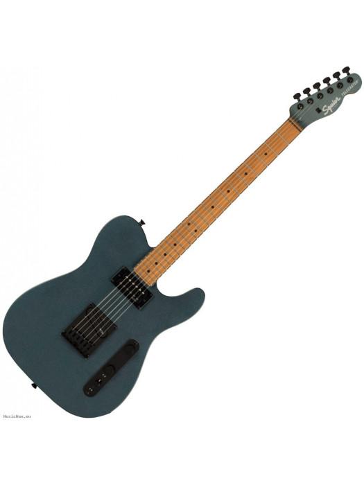 FENDER Squier Contemporary Telecaster RH Roasted MN Gunmetal Metallic Electric Guitar
