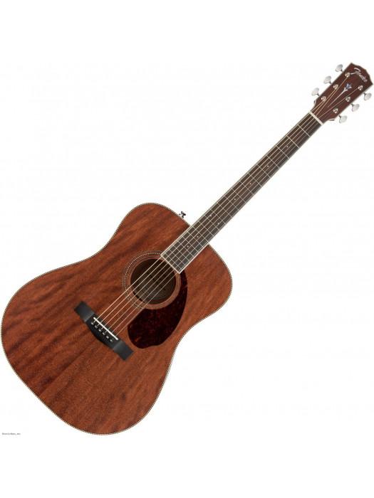 FENDER PM-1 Std All Mah Dread Nat Acoustic Guitar