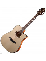 CRAFTER HD-620CE/N Nat Electro Acoustic Guitar with Bag