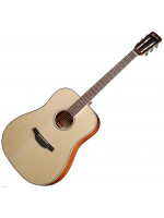 CRAFTER RD-600CE/N Electro Acoustic Guitar with Bag