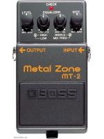 BOSS MT-2 GUITAR PEDAL METAL ZONE
