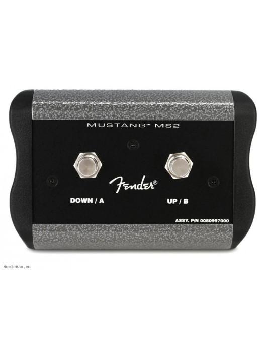 Guitar Amplifier FENDER FOOTSWITCH 2-BTN MUSTANG AMP
