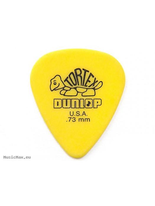 DUNLOP 418R.73 Tortex Standard (72) Pick Pack