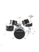 Acoustic Drumkit ON STAGE STANDS DKJ5500/ BLACK