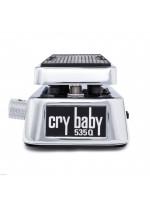 Dunlop 535QC Cry Baby Wah Q-Cchrome Guitar Effect Pedal