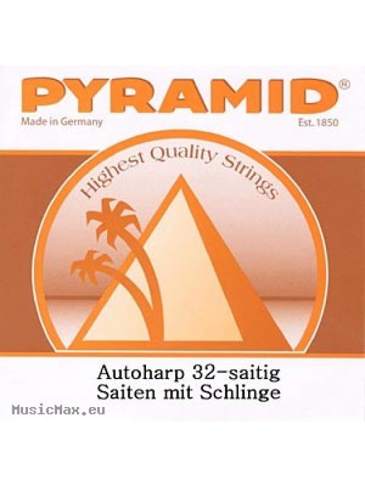 Zither Strings Pyramid 13-24