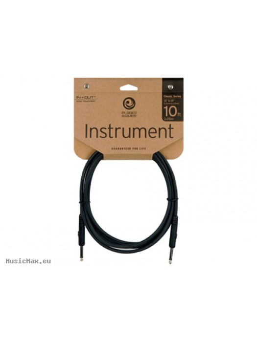 PLANET WAVES PW-CGT-10 CABEL INSTRUMENT 3M