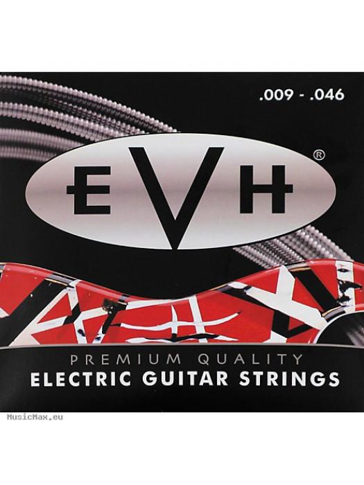 Elektromos gitárhúrok EVH PREMIUM STRINGS 9-46