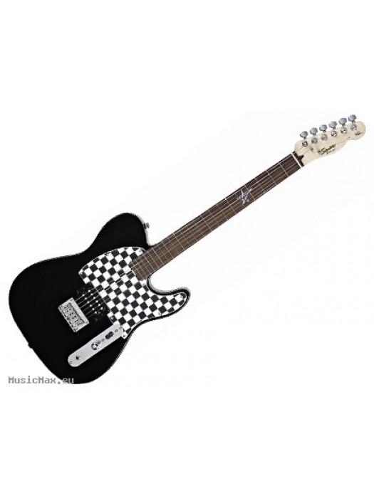 Elektromos gitár SQUIER SQUIER AVRIL LAVIGNE/ BLK
