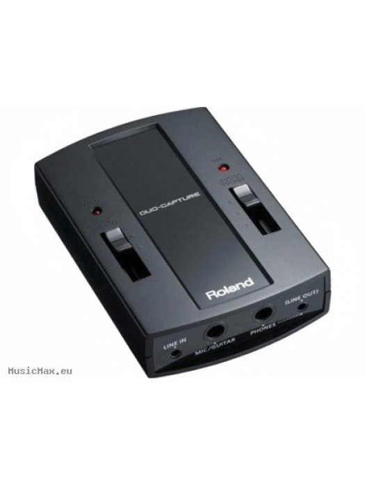 ROLAND UA-11 USB AUDIO INTERFACE