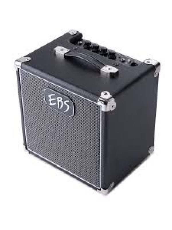 Bass Amplifier Ebs 30-S Session 30W Combo 8''