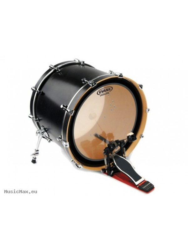 EVANS BD22EMADHW EMAD CLEAR DRUMHEAD 22˝