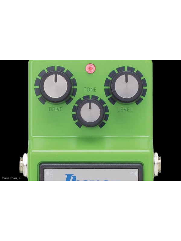 IBANEZ TS9 TUBE SCREAMER GUITAR PEDAL