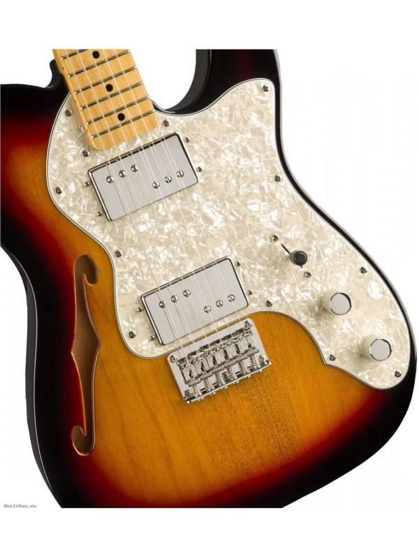 FENDER SQUIER CLASSIC VIBE 70S TELE THIN ELECTRIC GUITAR