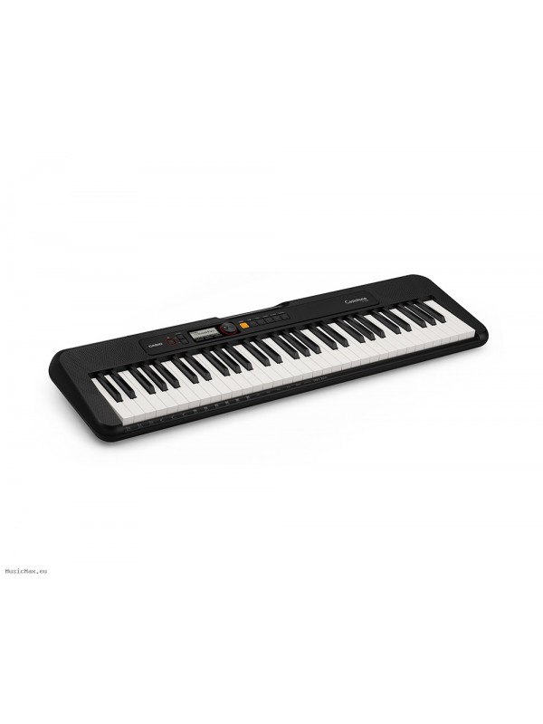 CASIO CT-S200 BK + ADAPTER Electronic Keyboard