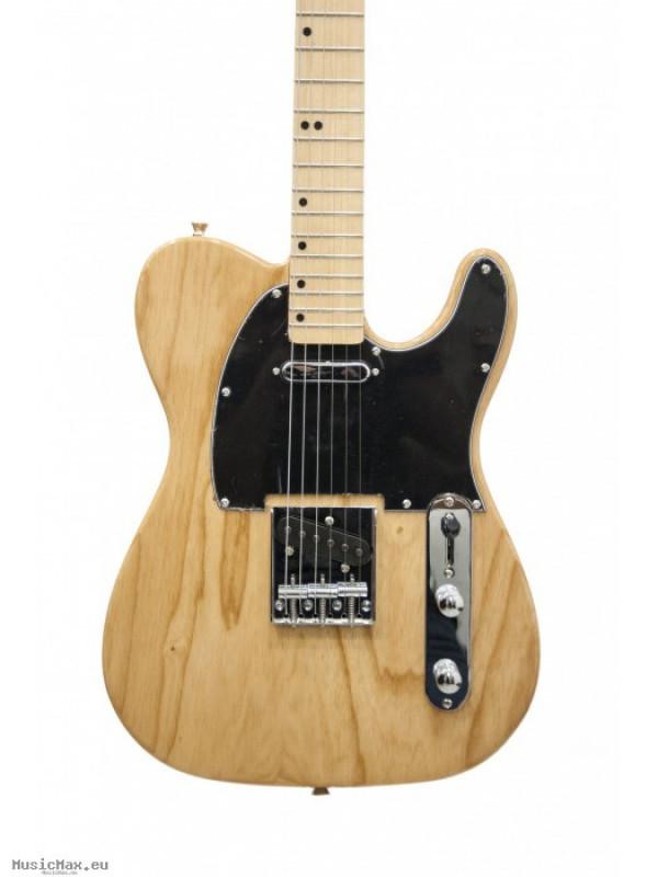 Electric Guitar Flight TL10M Nat